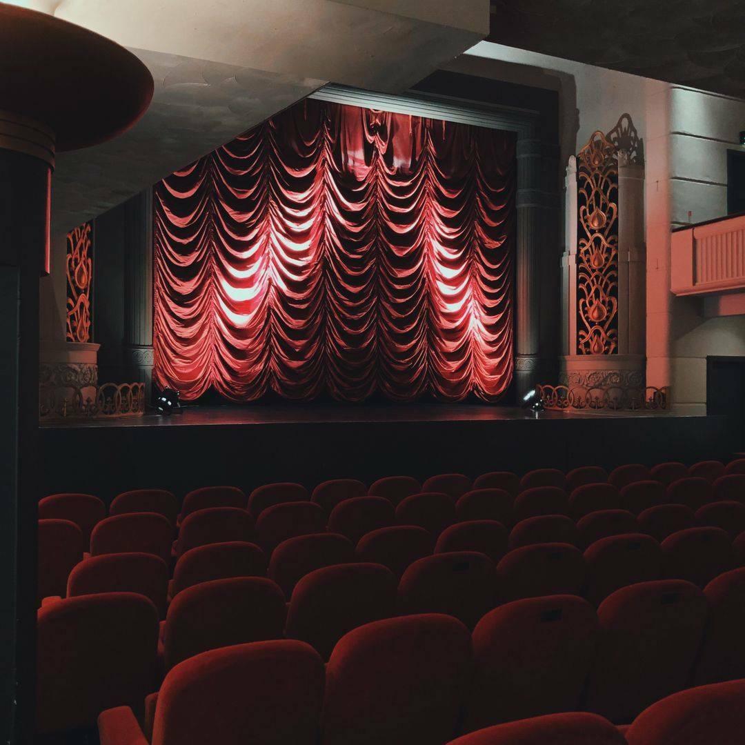 Tyneside Cinema Inside