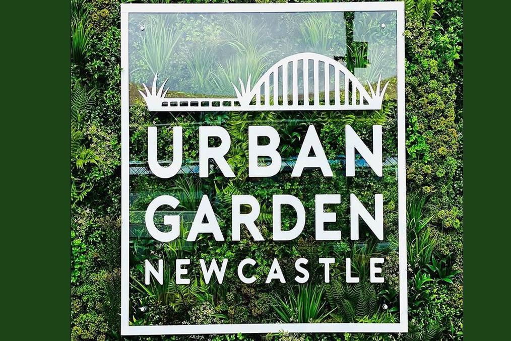 Urban Garden Newcastle Quayside Logo