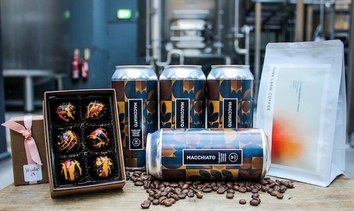 Wylam Brewery gift set
