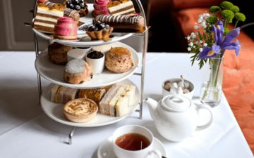 Jesmond Dene House Afternoon Tea Vouchers