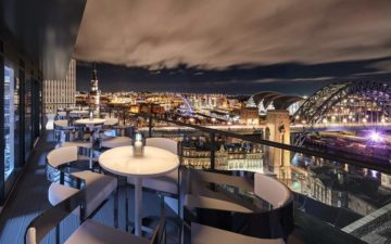 ABOVE - Rooftop bar and restaurant