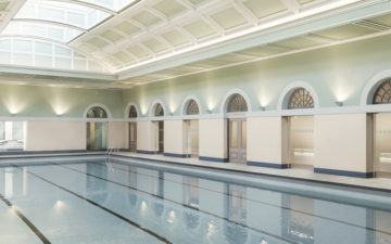 The City Baths Newcastle