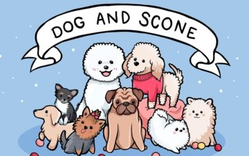 Dog and Scone Dog Café