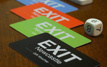 Exit Newcastle Escape Room Gift Vouchers
