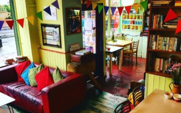 Heaton Perk Coffee Shop