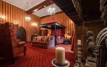 Langley Castle Hotel Gift Vouchers