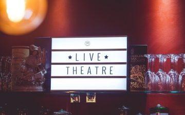 Live Theatre Gift Vouchers