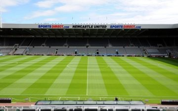 Newcastle United Football Club Tours: Gift Vouchers
