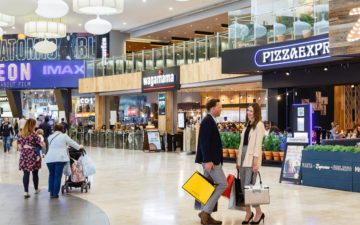 Restaurants at intu Metrocentre