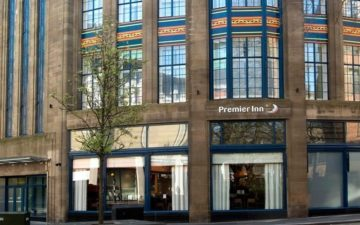 Premier Inn Newcastle City Centre (The Gate)