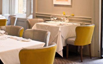 Jesmond Dene House Restaurant
