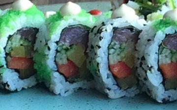 Sushi Me Rollin'