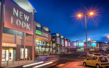 Gateshead Retail World in Team Valley