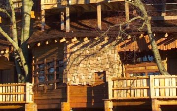 The Treehouse Restaurant at Alnwick Garden