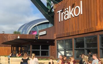 Trakol at By The River Brew Co.