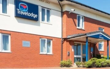 Travelodge Newcastle Gosforth