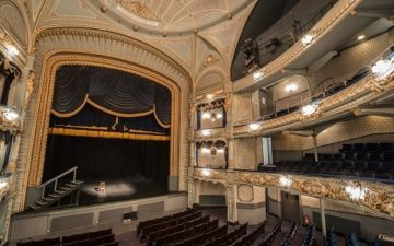 Name a seat at Tyne Theatre and Opera House