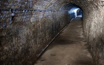 Victoria Tunnel and Virtual Tour