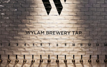 Wylam Brewery at Palace of Arts