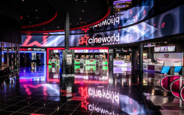 Cineworld Newcastle