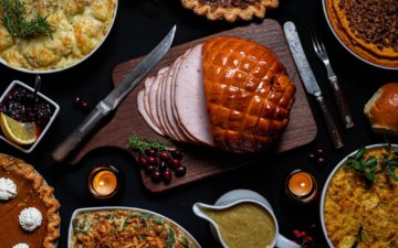 Christmas dinner deliveries and collections in Newcastle and Gateshead