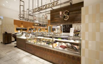 Saltwater Fish Company at Fenwick Food Hall