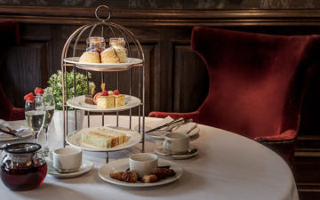 Afternoon Tea at Slaley Hall - Gift Vouchers