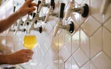 Wylam Brewery Beer Store