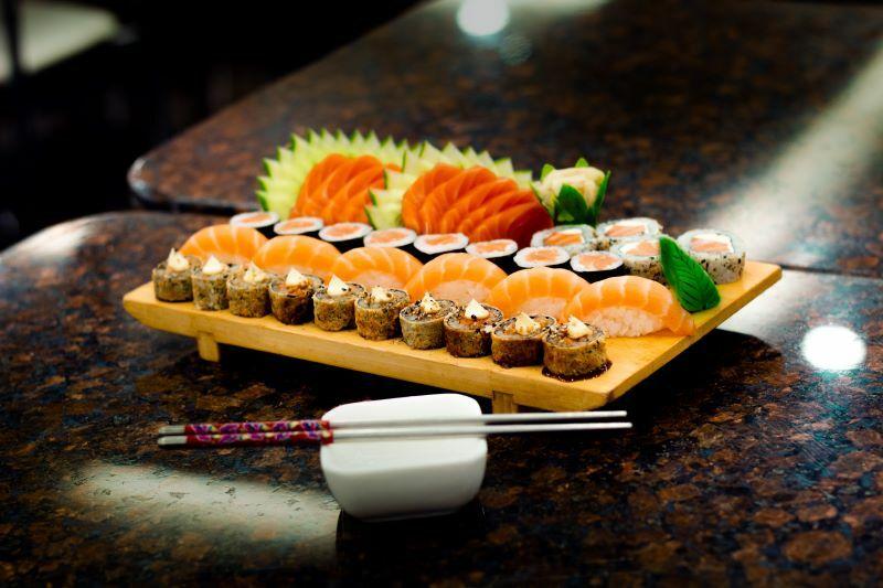 10 Sushi Restaurants in Newcastle