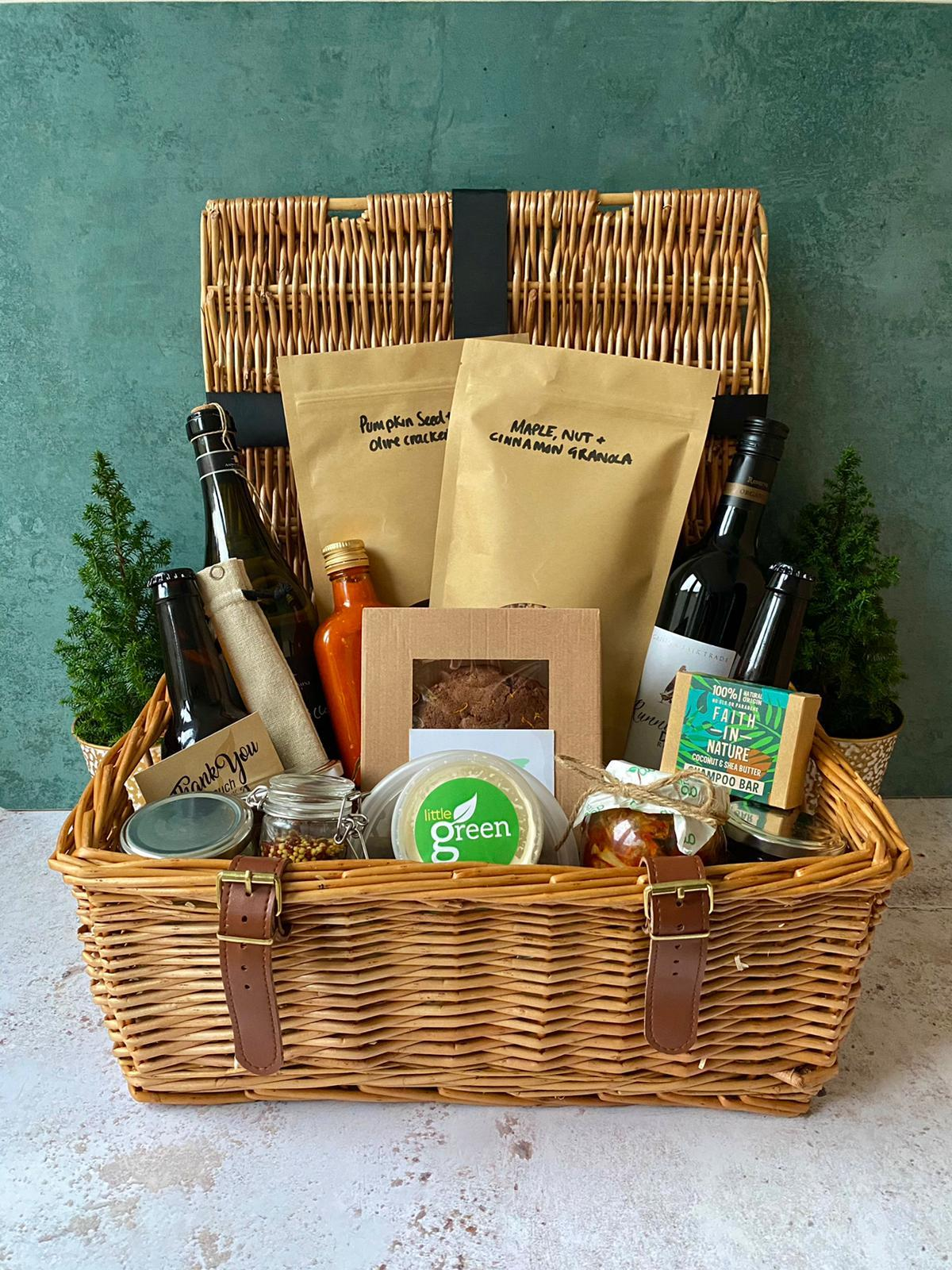 Little Green hamper