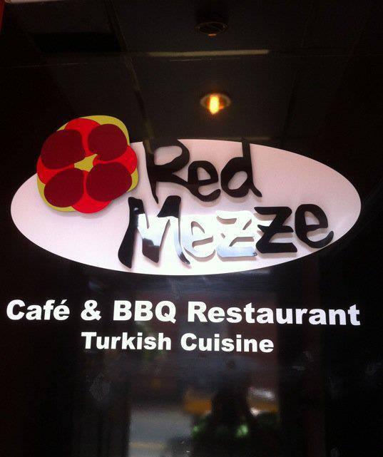 Red Mezze