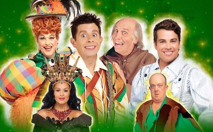 Robin Hood Theatre Royal