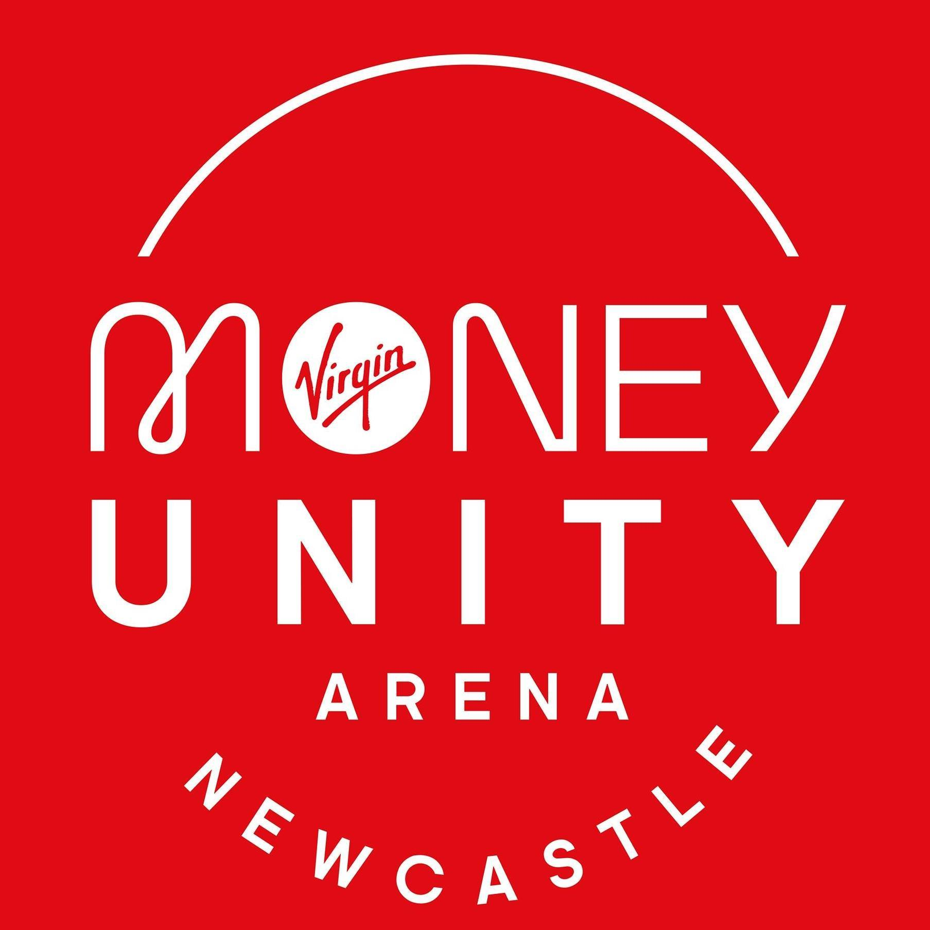Virgin Money Unity Arena Logo