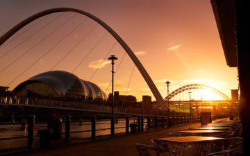 Six ways to manage wellbeing and reduce stress in the North East