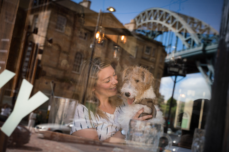 Dog Friendly Redhouse food and drink
