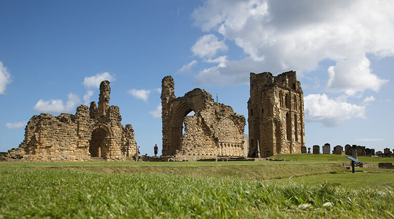 Tynemouth Priory Castle