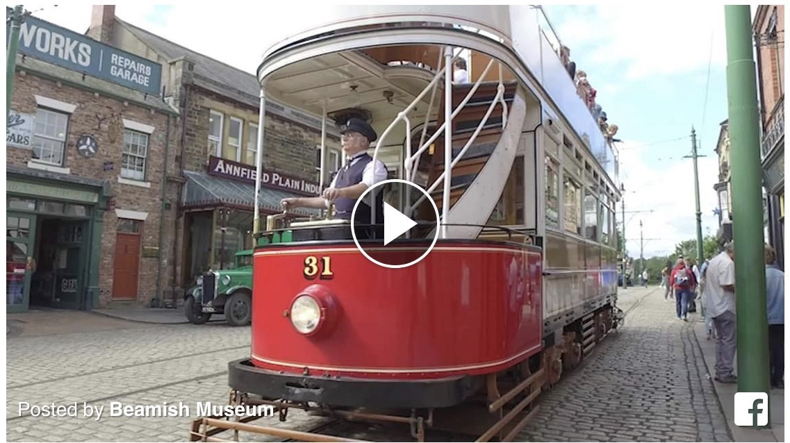 Beamish Museum Virtual Tours