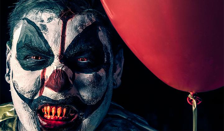 Clown 2 Web
