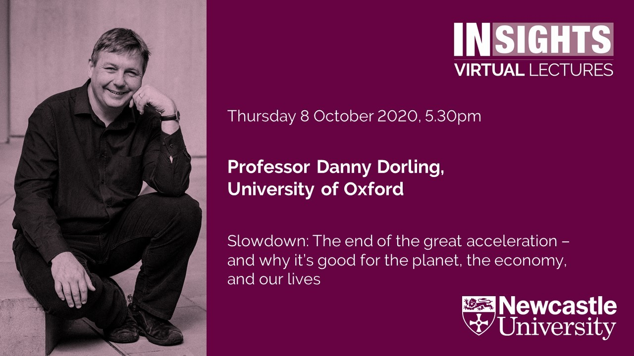 Danny Dorling Title
