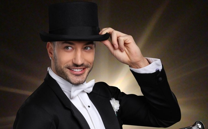 Giovanni Pernice At Tyne Theatre Resized GIF