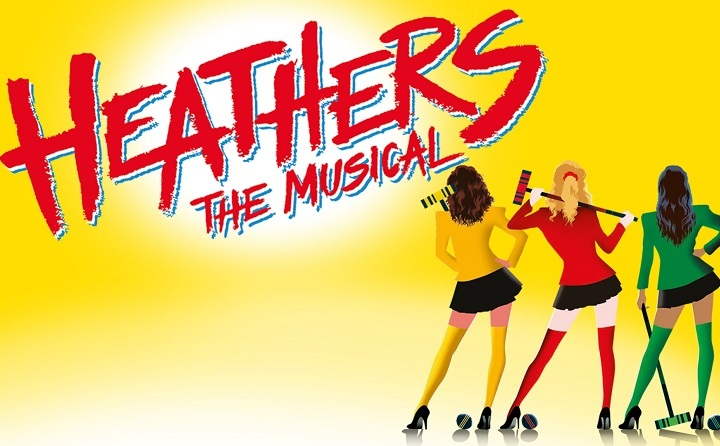 Heathers The Musicalat Sunderland Empire Resized GIF