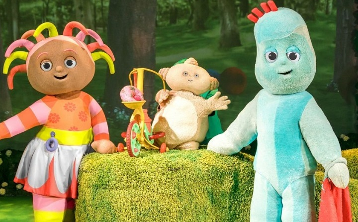 In The Night Garden Liveat Tyne Theatre
