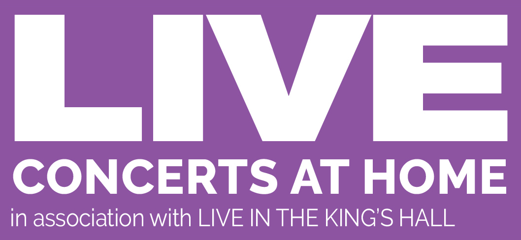 Live Concerts at Home Logo