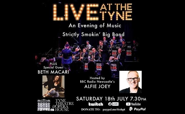Live at the Tyne GIF
