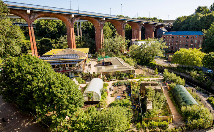 Ouseburn Guided Walks