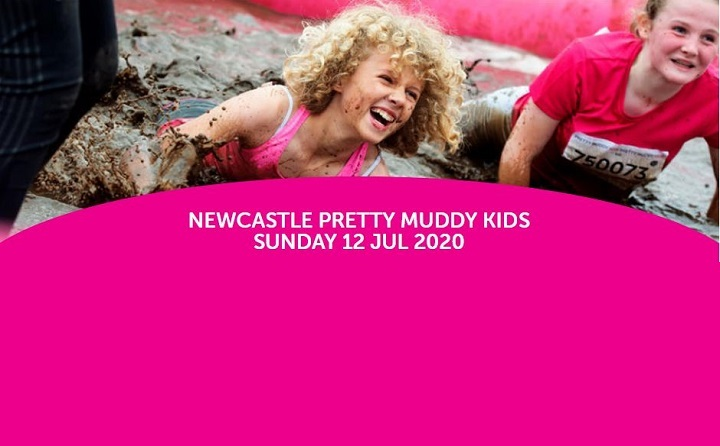 Pretty Muddy Kidsat Town Moor Resized GIF