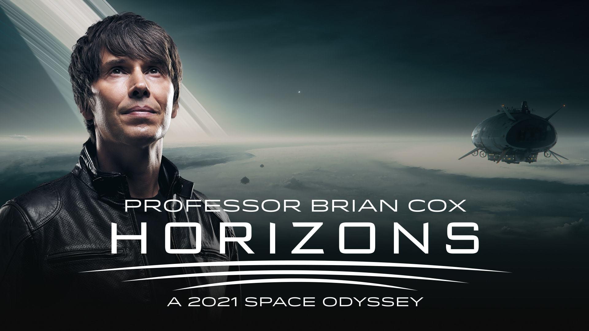 Professor Brian Cox Horizons World Tour Title 1920x1080
