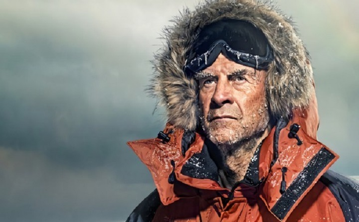 Sir Ranulph Fiennes Living Dangerouslyat Sage Gateshead Resized GIF