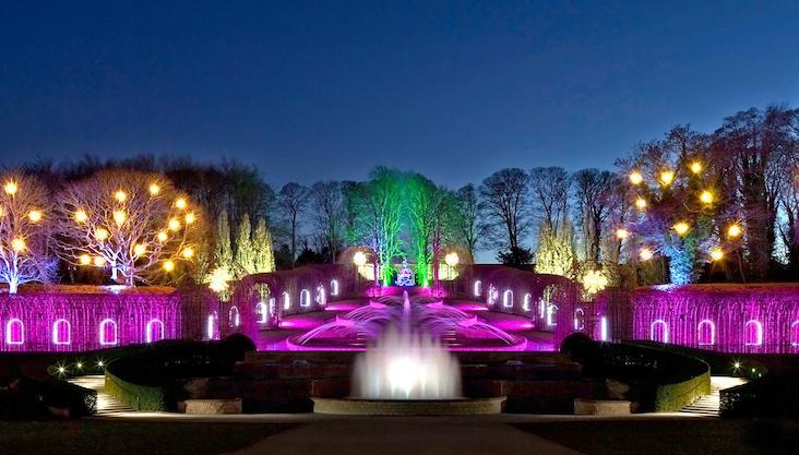 The Alnwick Garden Christmas Party Nights