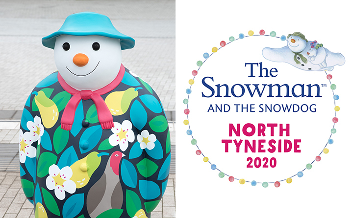 The Snowman trail 2020 Newcastle